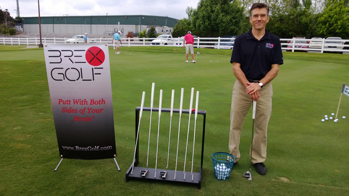 Brex Golf Demo Day - Brett Burdick